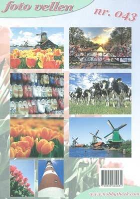 Hobbytheek Fotovellen Holland  Hobbytheek