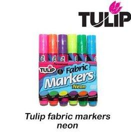 Tulip Tulip fabric markers Neon
