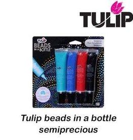 Tulip Tulip beads in a bottle semiprecious