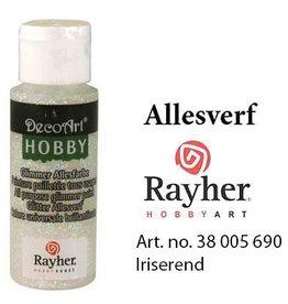 Rayher Glimmer Allesverf Iriserend