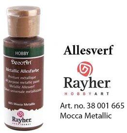 Rayher Metallic Allesverf Mocca Metallic