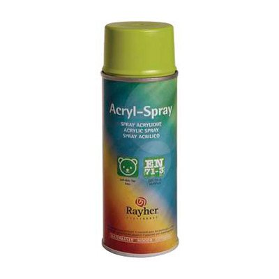 Rayher Acryl spray appelgroen