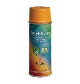 Rayher Acryl spray zonnegeel