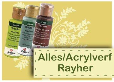Alles/Acrylverf Rayher