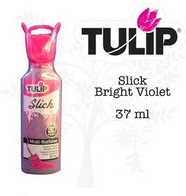 Tulip Tulip verf Slick 3D Bright violet (37 ml)