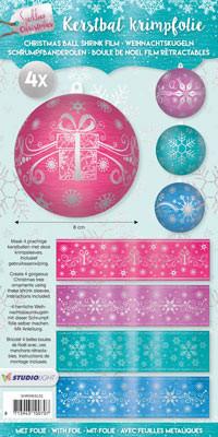Studiolight CHRISTMAS SLEEVES, SPARKLING CHRISTMAS 02