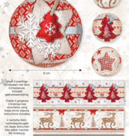 Studiolight CHRISTMAS SLEEVES, SCANDINAVIAN WINTER 07