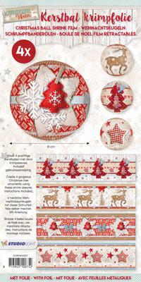 Studiolight CHRISTMAS SLEEVES, SCANDINAVIAN WINTER 07