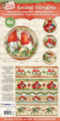 Studiolight CHRISTMAS SLEEVES, CLASSIC CHRISTMAS 10