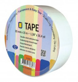 Je Je Produkt Double-sided adhesive tape 15 m x 35 mm