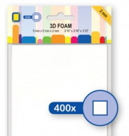 Je Je Produkt 3D Foam dots 5 mm x 5 mm x 2 mm
