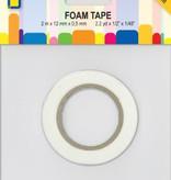 Je Je Produkt 3D Foamtape, 2 mtr. x 12 mm x 0,5 mm