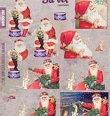 Hobby Idee 3D vel Kerst Hobbyidee Christmas line