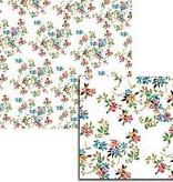 Wekabo Achtergond vel 233 - Bloemen