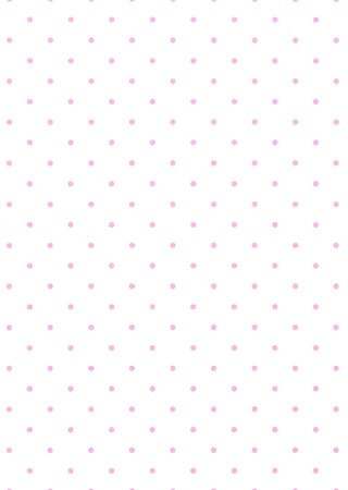 Wekabo Achtergond vel 239 - Stippen baby roze