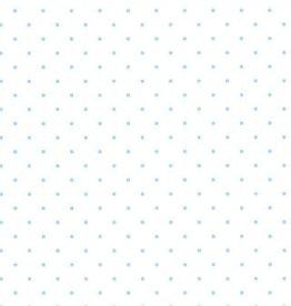 Wekabo Achtergond vel 240 - Stippen baby blauw