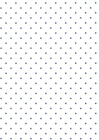 Wekabo Achtergond vel 242 - Stippen donker blauw