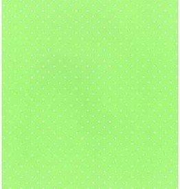 Wekabo Achtergond vel 256 - Puntjes lente groen