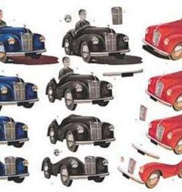 Wekabo 3D vel Auto