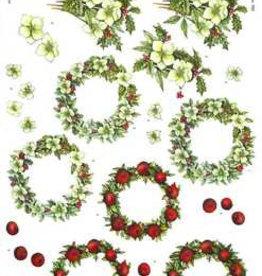 Wekabo Wekabo 3D vel Kerst
