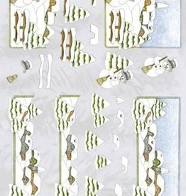 Tierelantijntje Tierelantijntje 3D vel nr 2244