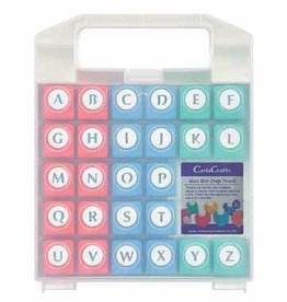 Reuser Upper Case Alphabet Craft Punch set