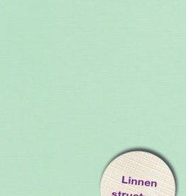 Hobbycentraal A5 Karton Linnen  10 vel   l. groen