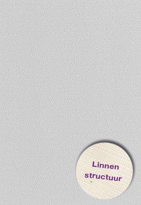 Hobbycentraal A4 Karton Linnen  10 vel   grijs