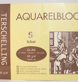 Terschelling AQUARELBLOC Glad 300 gr 40x50cm