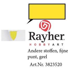Rayher Textielstiften, fijne punt