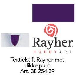 Rayher Textielsfiften Rayher, dikke punt