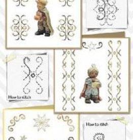 Creatief Art Crea Stitch kaartpakket 04