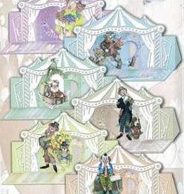 Kaartenpakket Staf wesenbeek Circus