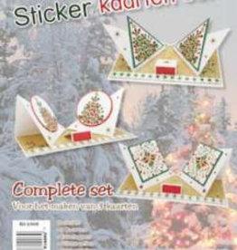 Hobby Idee Kaartenset Met Stickervellen