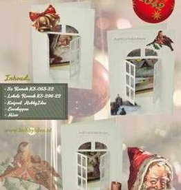 Hobby Idee Kaartenset Kerst Hobbyidee