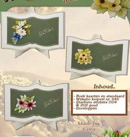 Hobby Idee Boekkaartenpakket hobbyidee
