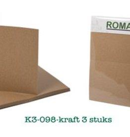 Romak Romak A5 Kraft met Ril
