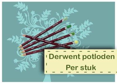 Crayons Derwent Apiece