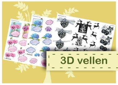 Wekabo 3D vellen