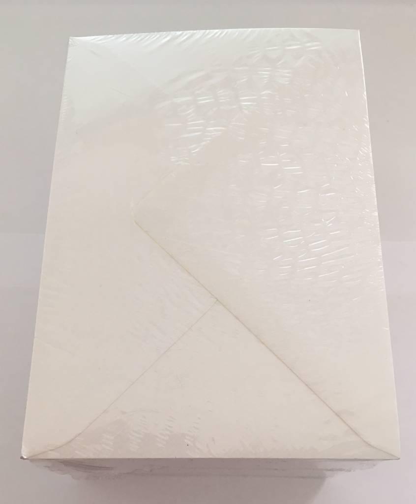 Romak Romak Enveloppe C6 wit 125 stuks
