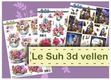 3D vellen Le Suh
