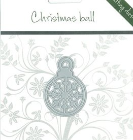 Romak Romak snijmal Christmas ball