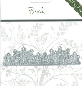 Romak Romak snijmal Border