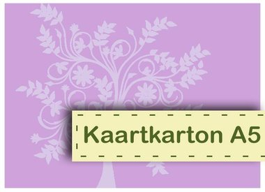 HC Kaartkarton A5