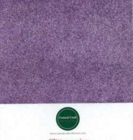 Central Craft Collection Papier pailleté violet A4