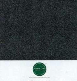 Central Craft Collection Glitzerpapier schwarz A4