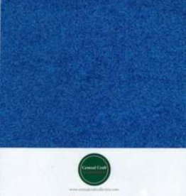 Central Craft Collection Papier pailleté bleu A4