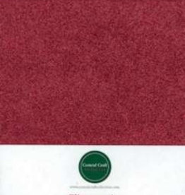 Central Craft Collection Glitzerpapier rot A4