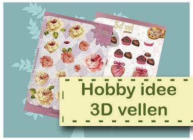 Hobby Idee 3D vellen