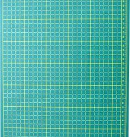 Hobby Crafting & Fun snijmat Cutting mat, Green, 300x450x2mm, 1 pce/ bag